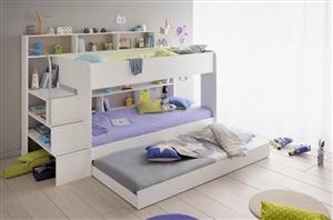 łóżko Multifunkcyjne Bibop Biały Hit