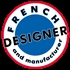 logo French designer and manufacturer